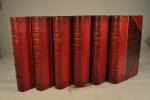 Recueil dit de Maurepas. Pièces libres, chansons, épigrammes et autres vers satiriques sur divers personnages des siècles de Louis XIV et Louis XV.... ...