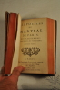 Les Poésies de Martial de Paris, dit d'Auvergne. Les Vigilles de la mort du Roy Charles VII.. MARTIAL d'AUVERGNE (de Paris, dit).