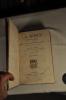La Bible sans la Bible ou histoire de l'ancien et du nouveau testament par les seuls témoignages profanes.. GAINET (M.).