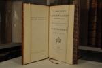 La Famille d'Aubigné et l'enfance de Mme de Maintenon suivi de mémoires inédits de Languet de Gergy.... LAVALLEE (Th.). LANGUET DE GERGY.