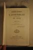 Recherches historiques sur l'Assemblée du Clergé de France de 1682. Seconde édition refondue, corrigée et considérablement augmentée.. GERIN (Ch.).