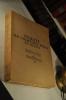 Enquête sur l'habitation rurale en France. Tome II: Rapports départementaux sur la situation de l'habitation dans le cadre de la vie rurale et de ...