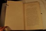 Frontière Tuniso-Tripolitaine. CONFERENCE DE ZOUARA. 1893. Procès verbaux des séances de la Commission de délimitation de la Frontière ...