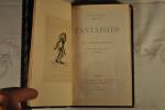 Fantaisies avec un précepte d'Horace dessiné et gravé à l'eau-forte par l'auteur.. MOUTON (Eugène, Mérinos).