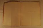 Sonnets de Saint-Omer. 1927.. BERRY ( André).