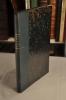 Histoire secrète de l'Académie de Dijon ( de 1741 à 1770) composée et annotée par le Président Richard de Ruffey extraits publiés… Thèse pour le ...