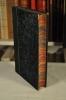 Annuaire-bulletin de la Société de l'Histoire de France. Année 1864.. BEAUCOURT (G.).