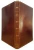 """""""Un nom"""". Manuscrit de 160 pages d'une fine écriture régulière à l'encre noire (daté de 1836).. SOULIE (Frédéric)."""