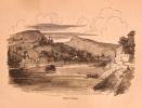 La Saône et ses bords.. MURE DE PELANNE (Alexandre).