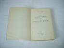 Jacques Copeau et le Cartel des Quatre.. ANDERS (France)