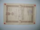 Citation à l'Ordre du Régiment de Prouveau Jacques le 28 août 1918..