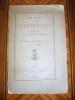 Francisco Goya. Etude biographique et critique suivie de l'essai d'un catalogue raisonné de son oeuvre gravé et lithographié.. LEFORT (Paul)