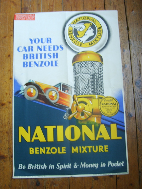 NATIONAL BENZOLE MIXTURE..