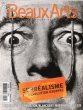Beaux Arts Magazine N° 214 . Mars 2002 : Beaubourg Surréalisme , La Révolution Usurpée - Gunnar Lundkvist - Daniel Spoerri - Laurie Anderson - Olivier ...