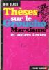L'Esprit Frappeur n° 34 - Thèses sur Le Groucho Marxisme et Autres Textes . BLACK Bob