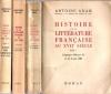 Histoire de La Littérature Française Au XVII° Siècle . Complète En 4 Volumes . Tome I - L'époque d'Henri IV et De Louis XIII - T.II - L'Epoque De ...