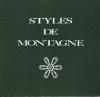 Styles De Montagne . CHAUMELY Jean