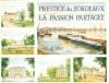 Prestige Du Bordeaux , La Passion Partagée  . Nouvelle Édition 1988 , Revue et Complétée . SIBER Yan De