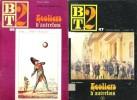 BT2 ,  ( Bibliothèque De Travail Second degré ) n° 46 , n° 47 : Ecoliers D'autrefois I et II . FREINET Célestin , Pédagogie
