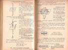 Cours D'électricité  . Manuscrit Relié . Anonyme