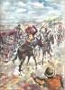 Don Quichotte de la Manche Tome 1 , 2 , 3 et 4 . Complet . CERVANTES Michel De