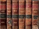 Oeuvres Complètes De Voltaire : Tomes 2 , 3 , 4 , 5 , 6 , 7 : Théâtre . Complet En 6 Volumes  . VOLTAIRE ( François-Marie Arouet )