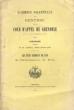 Audience Solennelle De Rentrée De La Cour D'appel De Grenoble Du 4 Novembre 1873 : Les États Généraux De 1576 et L'Ordonnance De Blois . BARRAL Maxime