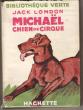Michaël , Chien De Cirque . LONDON Jack