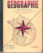Géographie , Classe De Fin D'études , Certificat D'études Primaires , Centre D'apprentissage . MERLIER ,  LEROUX G.