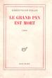 Le Grand Pan Est Mort . ROLLAND Jacques Francis