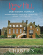 Ken Hill : Snettisham , Norfolk Including Important Furniture By Thomas Jeckyll , Monday 13 September 1999. Collectif
