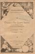Chanson Des Quatre Saisons : 60 Chants Scolaires à L'unisson Ou à Deux Voix Sans Accompagnement . CHEVAIS Maurice
