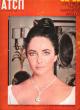 Paris Match N° 1074 . 6 Décembre 1969 . La Lune , Lees Premières Photos Rapportées Par Apollo XII . Liz Taylor et Son Diamant De 600 Millions . ...