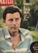 Paris Match N° 561 . Samedi 9 Janvier 1960 . En Hommage à Gérard Philipe , Les Images Du Film Qu'il a tourné Avant De Mourir . Le Roman D'une Vie , ...