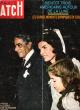 Paris Match N° 1017 . 2 Novembre 1968 . Mariage De Madame Onassis . ( Jackie Kennedy ) . Les Plus Grands Moments Des Jeux  ( Olympiques Mexico ) . Les ...