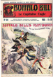 Le Capitaine Eagle . N° 126 . Buffalo Bill's Run-down or the Red Hand Renegade's Death . CODY W.-F. Colonel ,  Dit BUFFALO BILL