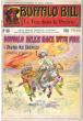 Le Feu Dans La Prairie . N° 169 . Buffalo Bill's Race with Fire or Saving His Ennemies . CODY W.-F. Colonel ,  Dit BUFFALO BILL