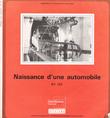 Naissance D'une Automobile . COMBET Roger