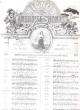 Mignon Opéra En 3 Actes  , Catalogue  Thématique Des Morceaux Détachés Avec Accompagnement Au Piano Par Auguste Bazille. THOMAS Ambroise