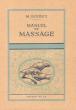 Manuel De Massage . BOIGEY Maurice