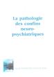 La Pathologie Des Confins Neuro-Psychiatriques : Tome 1 et 2 . OLLAT H.