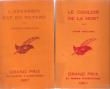 2 Livres : L'Assassin Est En Retard .1957 - Le Couloir de La Mort .1961. CHABANNES Jacques et BENZIMRA André