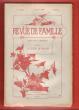 Revue De Famille . Tome II . 1° Avril 1891 : Thérèse - La Jeunesse De Descartes - La Chasse Aux Dollars - Le Pessimisme Dans Le Roman Contemporain - ...