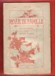 Revue De Famille . Tome II . 1° Mai 1891 : Les Pauvres - Vie De Deux Chattes - Les Informations Trop Rapides - La Chasse Aux Dollards - Nouvelles Du ...