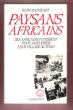 Paysans Africains : Des Africains S'unissent Pour Améliorer Leurs Villages Au Togo . MANGEART Rémi