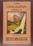 Géographie Générale . Classes De Seconde . N° 102 . Avec Une Carte Dépliante . BARON Etienne