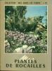 Plantes de Rocailles. Collectif