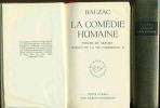 La comédie Humaine. Etudes de Moeurs : scènes de la vie parisienne II. Honoré De Balzac