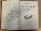 L'Auvergne. FRAIPONT G.