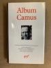 Album Camus. CAMUS